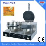 china factory directly sales Double plate high quality commercial waffle cone baker for sale