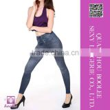 New Wholesale sexy high waist leggings 2014 girls fashion leggings