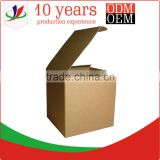 brown wholesale paper mache craft boxes