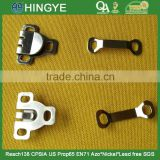 7mm Metal Hook and Eye For underwear (lingerie, swimming wear and dress) -- 1190A                                                                         Quality Choice