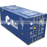 facilitate top unload 20ft/20DV bluk shipping container