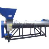Guangzhou factory plastic bottle label separator machine automatic pet bottle label remover