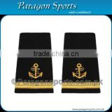 Pilot Epaulettes Captain Epaulettes One Gold Bar With Anchor