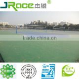 synthetic outdoor badminton court flooring material