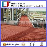 Anti-slip Surface Treatment And Offshore Platform, Marine & Chemical Sector Application Plastic Floor Grating