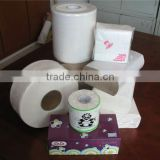 Industrial Roll Paper Towels Dust Free Cleaning Wipers