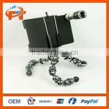 Flexible mini tripod stand for ipad digital camera mobile
