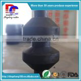 Gourd Shape Rubber Spring With Hollow Vibration Screen
