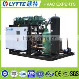 JZHLGF Industrial Cooling Pump Unit Air Cooled Condensing Unit in cold room,Top Quality Water(Air)Cooled Compressor Racks