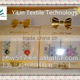 Two mounted-4 gift box cotton Lady handkerchiefs custom export