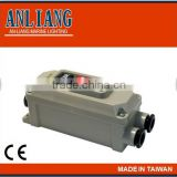 <Taiwan made> 250V/500V NEW design 3P electrical relay motor push button switch box