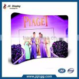 Factory direct sell,big brand cheap modular modern fabric exhibition tension fabric display