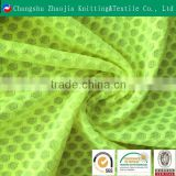 100 polyester mesh lining fabric lycra Oeko-Tex Standard 100 certificated from China factory