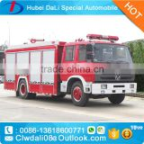 Cummins Dongfeng 153 Water and Foam 8,000 - 10,000 L fire fighting truck 4*2