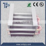 TRUMP air cooler fin type condenser with copper tube for refrigerator