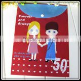 Factory sales a4 clear file folder document holder/A4 A5 plastic PP folding clip boards/pp file folder