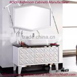 ROCH 8005 Combo European Granite Inlay Table Top Bathroom Furniture