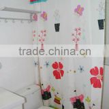 Latest Hot Selling Clear Vinyl Shower Curtains On Sale