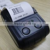 58mm portable bluetooth printer Barcode bluetooth Thermal Printer Android cheapest factory price,