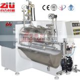 ceramic nano coating ink horizontal mill machine