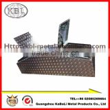 Aluminum Checker Plate Tool Box for Truck, UteTruck Box with 2 Side Doors(KBL-GWTB1770)(ODM/OEM)