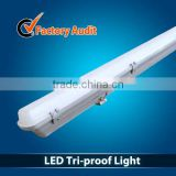 100W LED Tri-proof Light 2400mm Length IP65 water proof