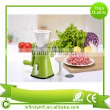 Multifunction Stainless Steel Blade Household Manual Meat Grinder Mincer Spice Vegetable Chopper