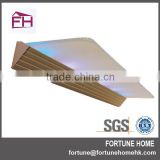 900mm wide LED battery glass Shelf