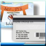 Nfc recordable identity blank card