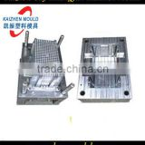 Injection commodity crate mould second-hand circulation box mould in Taizhou Mould factory