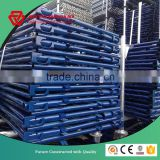 American Type H Frame Scaffolding for Building Steel Materials /frame scaffolding system