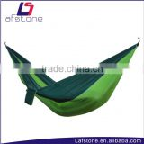 Camping equipment outdoor single hammock with stuff-sack