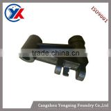 industry used spare parts with grey cast iron, nudular cast iron parts
