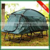 OEM Outdoor Portable Aluminum Alloy Folding Camping Tent Cot