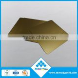 China Wholesale Decorative custom design cake paper card gold card paper packaging for bread