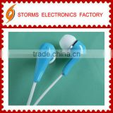 Cheap tour disposable earphone&headphone Audio/tour guide system earphone
