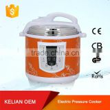 Good quality colorful stainless steel commercial pressure cooker