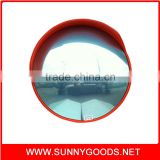 80cm 32inch high quality plastic outdoor convex mirror used for traffic safety