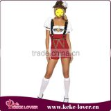 Lastest designs stylish sexy costumes for girl summer cool girls costumes fairy tales party costumes wholesale