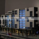 Customized French style residential architectural scale model builder