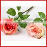 Romanric artificial flower in decorative pots/artificial rose flower