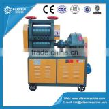 Straightening And Cutting Machine For Scrap Steel Bar