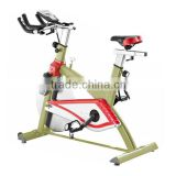Fashion ES 718 high quality oem exercise cycle magnetic upright weight loss Fitness Bike