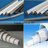 Fire resistant PVC pipe and fitting for cable and wiring