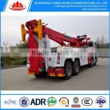 New china cheap price 4x2, 4x4, 6x2, 6x4,8x4 30 ton heavy duty tow truck under lift wrecker truck for sale