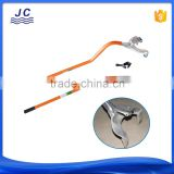 Labor saving Steel Aluminum tubeless truck bead tire removal tool from rim