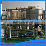 RO Water treatment equipment for cosmetic pharmaceutical chemical beverage industries food drinking water