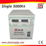SVC 5KVA 220v ac automatic voltage stabilizer for computer
