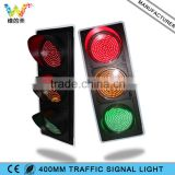 China Supplier 400mm Driveway Cross Traffic Red Green Yellow Signal Light
