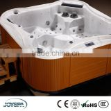 Square Freestanding US Aristech Acrylic Hydro Bath Spa Outdoor JY8003